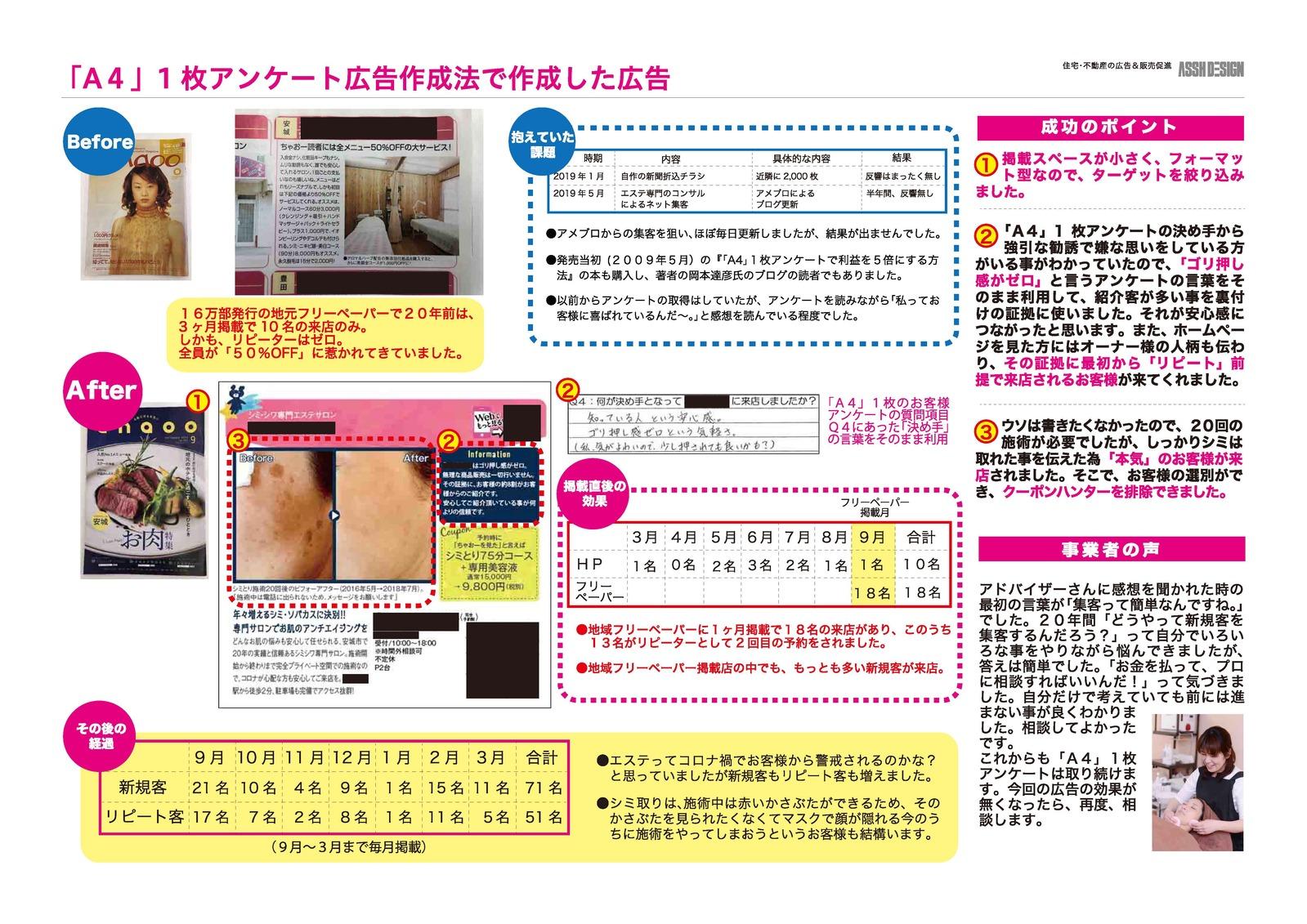 アッシュニュースレター2021年5月号