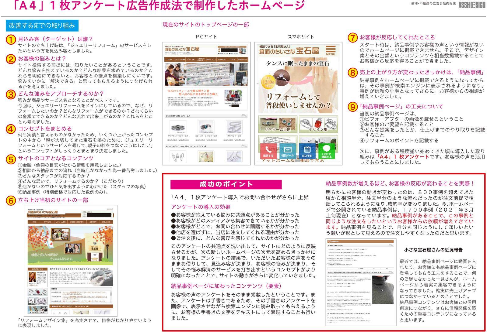 アッシュニュースレター2021年7月号